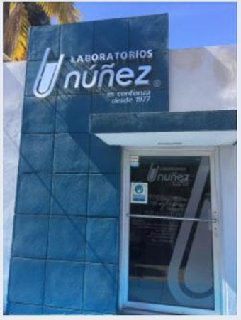 Nunez Laboratorios, La Paz, Baja California