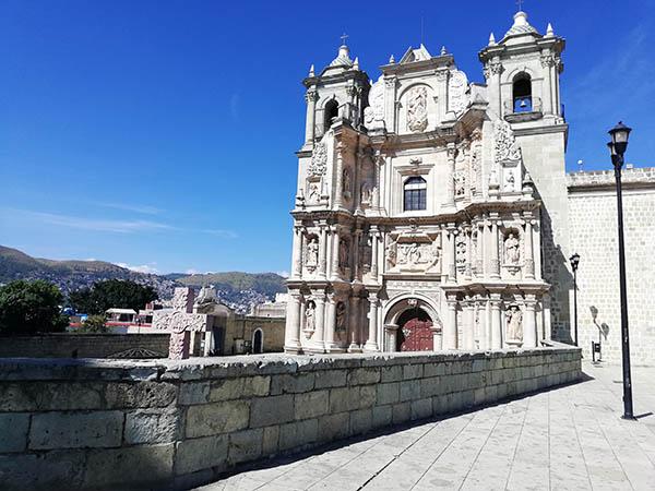Basílica de Nuestra Señora de la Soledad — Oaxaca City, Oaxaca