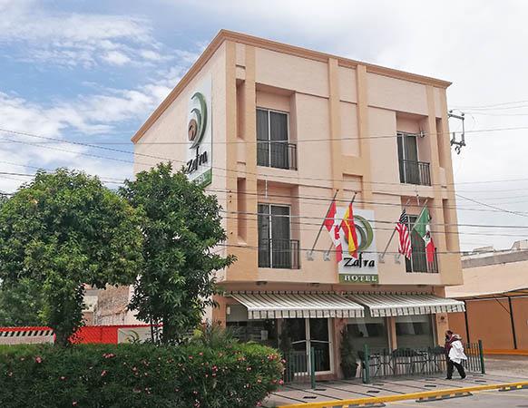 Hotel Zafra, Torreon, Cuahuila, Mexico