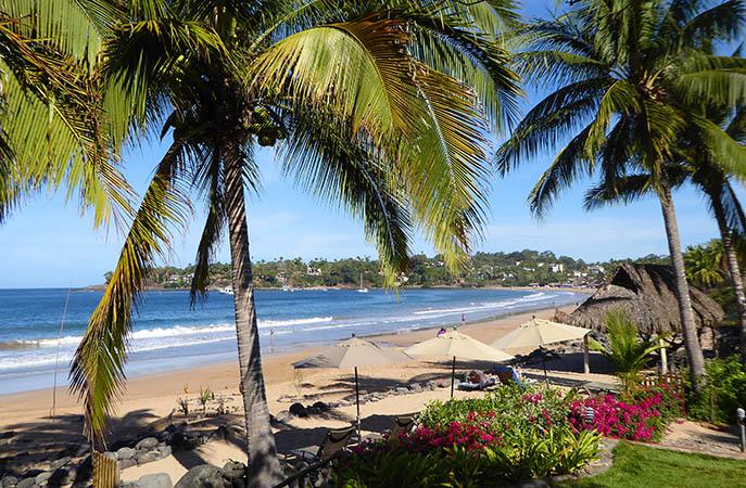 High End Yoga resort - Mar de Jade