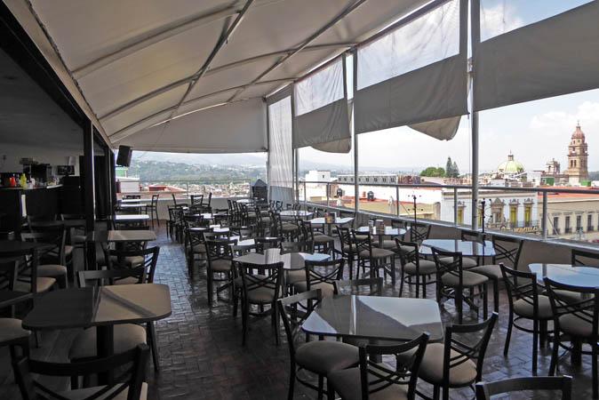 Morelia Rooftop Bars
