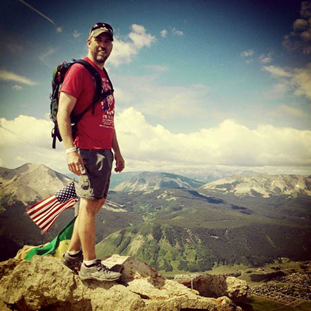 Summit of Mount Crested Butte, Crested Butte, Colorado