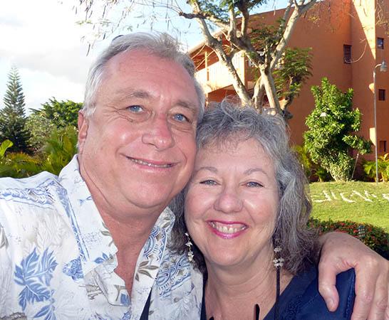Billy and Akaisha decades of financial freedom