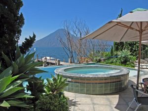 Gorgeous Lake Atitlan in Guatemala