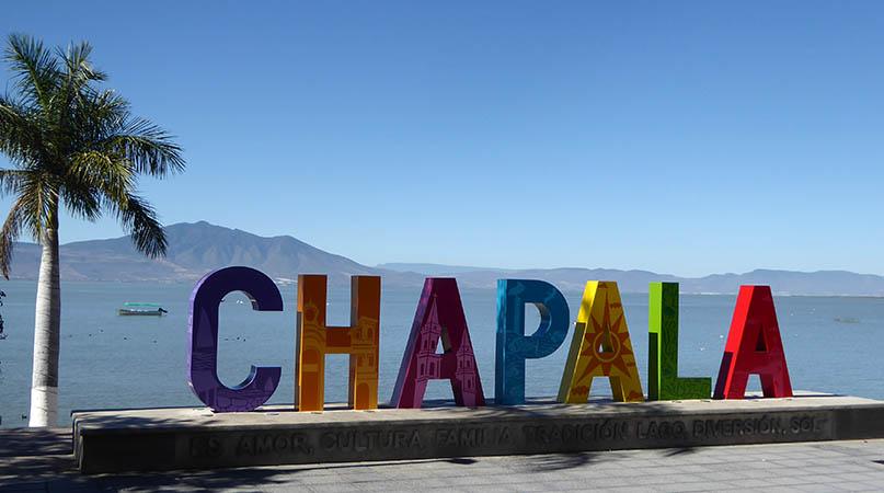 Chapala lake, a major draw