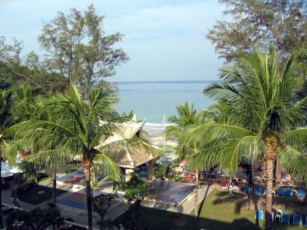 One of our favorite hotels, Kata Beach, Phuket, Thailand