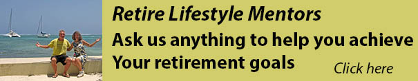We are Retire Lifestyle Mentors. Our goal is to help you achieve your retirement dreams.