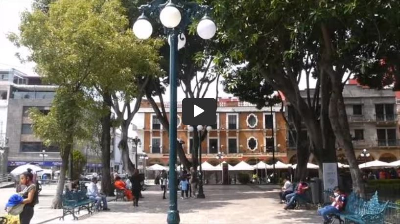 Puebla Plaza, Mexico
