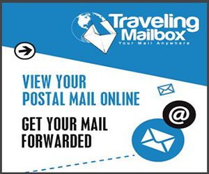 Your mail needs while traveling