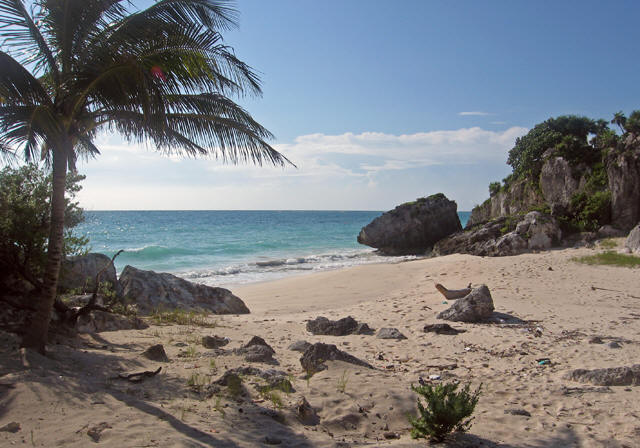 With access to the club's private beach you can spend days frolicking in the surf.