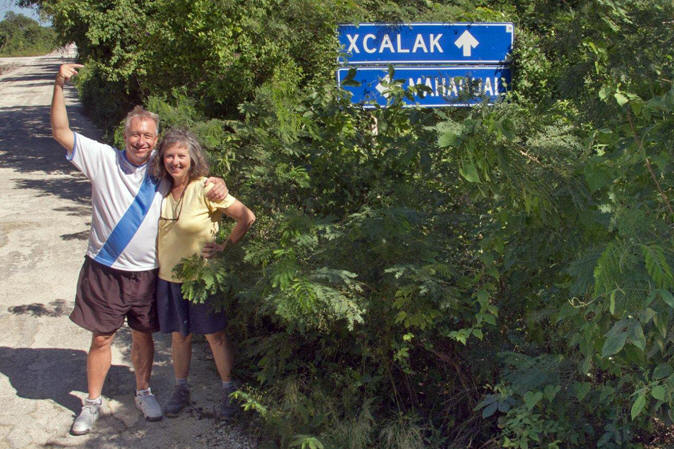 Xcalak and Mahahual - the end of the the road!